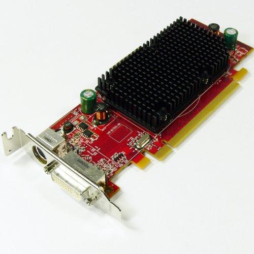 Sparepart: Dell Ati Radeon 256mb Hd2400 Pro Video Card, ATI102B17002 (Hd2400 Pro Video Card Half Height) YP477 PCS329441