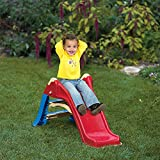 American Plastic Toys Kids Folding Slide