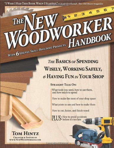 New Woodworker Handbook