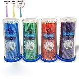 400 Regurar 2mm Tip Dental Micro Brush Applicator