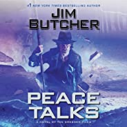 Peace Talks: Dresden Files, Book 16