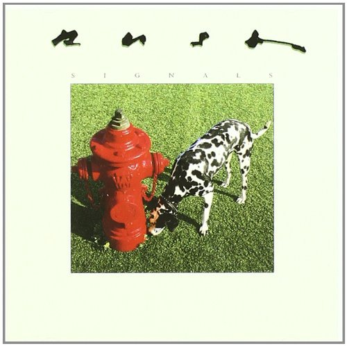 Original album cover of Signals (Remastered) by Rush (1997-06-03) by Rush