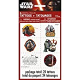 Star Wars Temporary Tattoos, 24ct