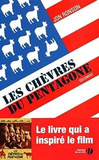 Les chèvres du Pentagone, Ronson, Jon