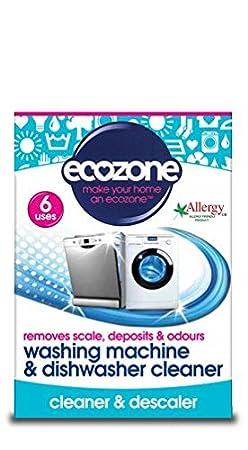 Ecozone - Limpiador de lavadora y lavaplatos 135 g: Amazon.es ...
