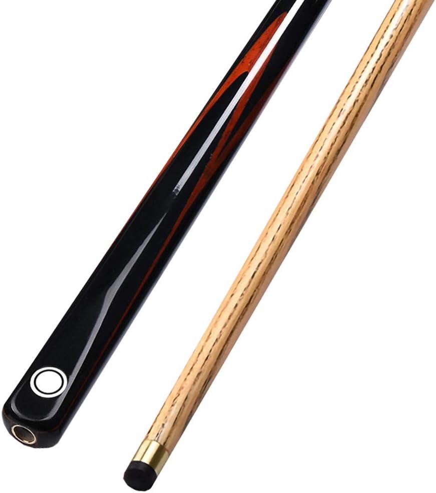 ZMg 57 Pulgadas 19 Oz Ash wood Taco de Billar,10mm Snooker Palos ...
