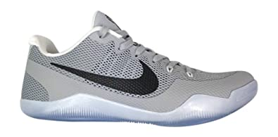 4166c138320c Image Unavailable. Image not available for. Color  Nike Kobe XI TB Promo -  Size 12 US Wolf Grey Black-White