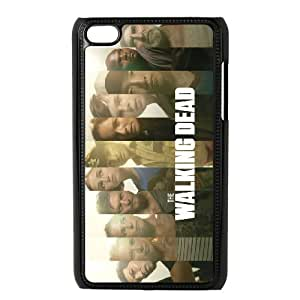 C-EUR Customized Phone Case Of The Walking Dead For Ipod Touch 4
