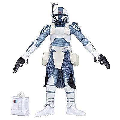 Star Wars The Black Series Clone Commander Wolffe 3.75-Inch Figure