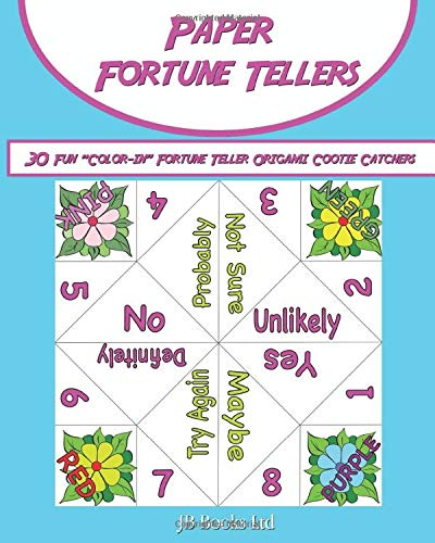 How to Make a Paper Fortune Teller – Boys' Life magazine | 500x400