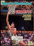 SI: Sports Illustrated June 16, 1986 Kevin McHale, Basketball, Boston Celtics G