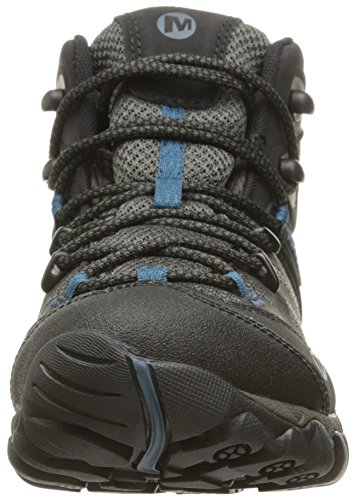 Boot Hiking All Out 5 Black Vent Mid Merrell US Women's Blaze Waterproof M Ff058w