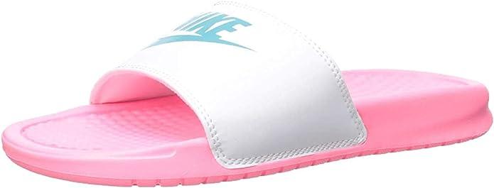 Nike Women's Benassi Just Do It. Sandal, Chaussures de Plage