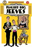 Book cover from Right Ho, Jeeves #2: Hungry Hearts by P G Wodehouse
