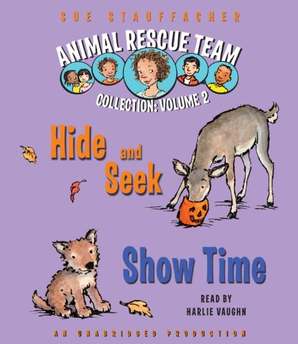 Read Online Animal Rescue Team Collection: Volume 2: #3: Hide and Seek; #4: Show Time pdf epub