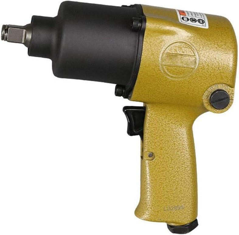 1//2 Pneumatic Jackhammer Industrial Grade Hand Tool Multifunction and Ergonomic Yadianna High Strength Pneumatic Wrench
