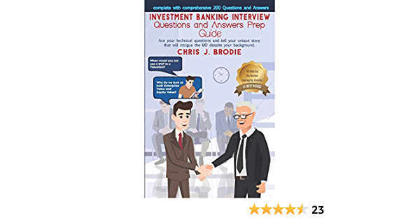 Investment banking interview questions books di deutsche investmentberatung age