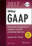 img - for Wiley GAAP 2017: Interpretation and Application of Generally Accepted Accounting Principles CD-ROM (Wiley Regulatory Reporting) book / textbook / text book