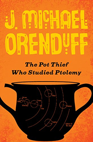 The Pot Thief Who Studied Ptolemy (The Pot Thief Mysteries Book ()