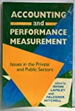 img - for Accounting & Performance Management: Issues in the Private & Public Sectors book / textbook / text book
