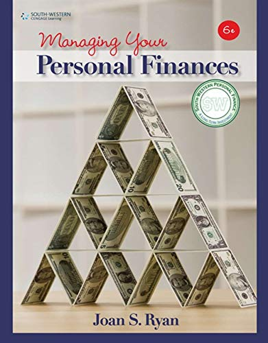 Managing Your Personal Finances (DECA)