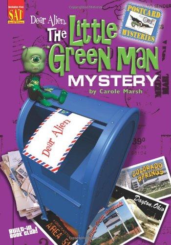 Download Dear Alien: The Little Green Man Mystery (1) (Postcard Mysteries) pdf