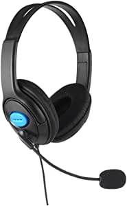 Wired Gaming Headset Headphones with Microphone for Sony PS4 for PlayStation 4