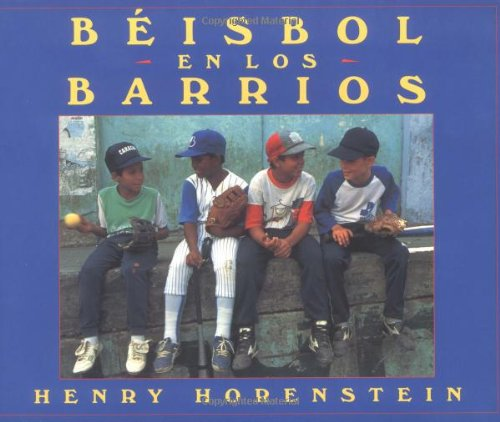 Beisbol en los barrios (Spanish Edition) by Harcourt Brace & Company / Gulliver Books
