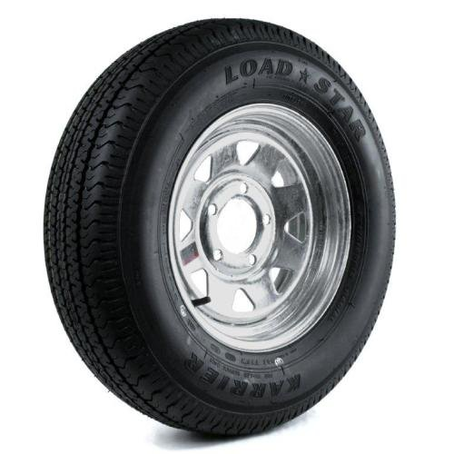 145R12 LRD 8 PR Kenda Karrier Radial Trailer Tire on 12