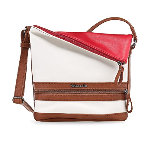 Tamaris 2224171-597,red - Bolso al hombro para mujer rojo rojo One size