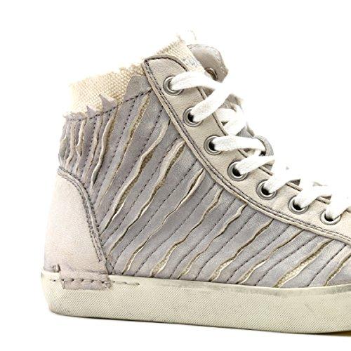 CAFèNOIR Sneaker Damen Hohe Sneakers E15.271 OFF WHITE