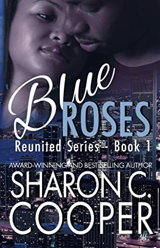book cover of Blue Roses