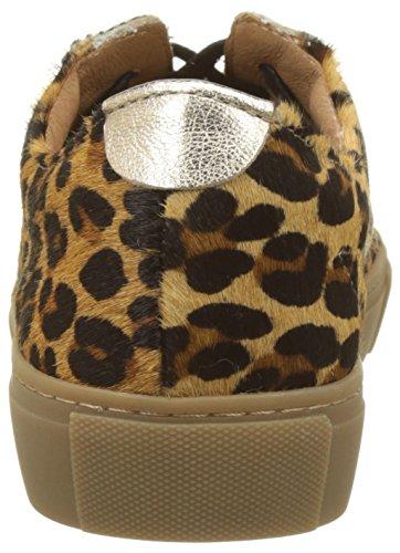 Bensimon Damer Tennis Chic Sneaker Flerfarvede (leopard) tuOdg