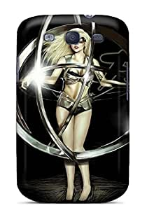 Fashion Design Hard Case Cover/ KmmwMFL8208rVHCy Protector For Galaxy S3