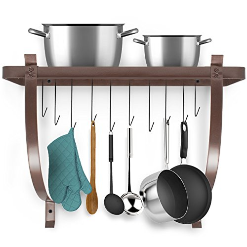 Best Way To Store Kitchen Utensils Pots And Pans