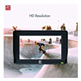 "Zhiyun Transmount 5.5"" HD LCD Display Monitor 19201080 IPS Rear View Monitor Screen"