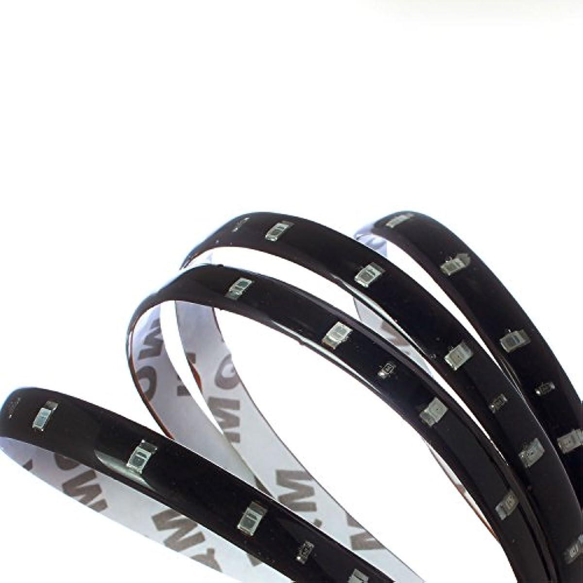 neuftech 4x 30cm 15x 1210 smd led strip leiste. Black Bedroom Furniture Sets. Home Design Ideas
