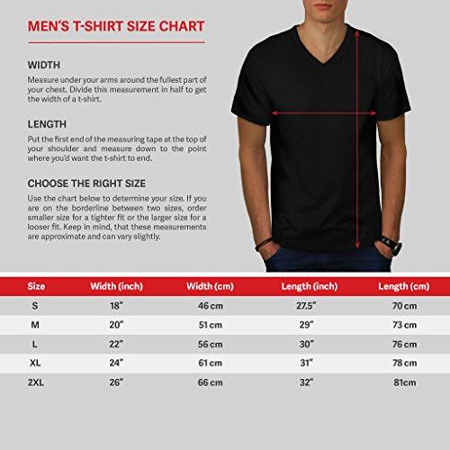 King Lion 420 Weed Rasta Men S-2XL V-Neck T-shirt   Wellcoda