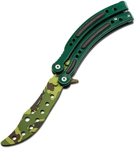 Cross Fire CS: GO práctica mango de cuchillo plegable cuchillo de ...