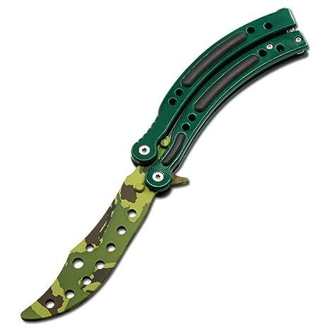 Cross Fire CS: GO práctica mango de cuchillo plegable ...