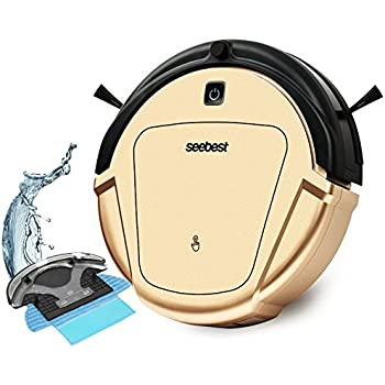 Amazon.com - iSweeper Seebest D730 Robotic Vacuum Cleaner with 2 ...
