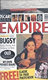 Empire Magazine April 1992 (Bugsy Cover Plus Supplement with Briget Bardot on Cover)