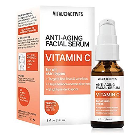 Vital Actives Vitamin C Serum (C Vitamin Vital)