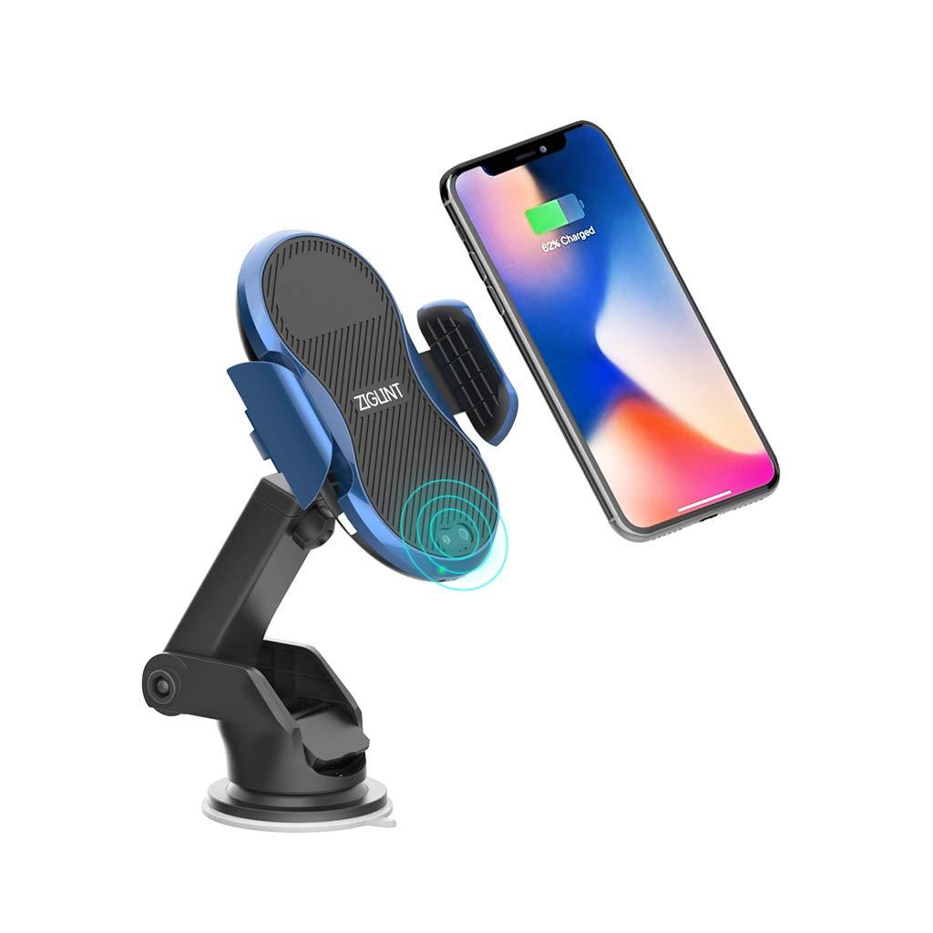 Caricatore Wireless e PortaCellulare Auto