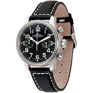 Zeno-Watch Mens Watch - NC Pilot Chronograph 2030 - 9561BH-a1