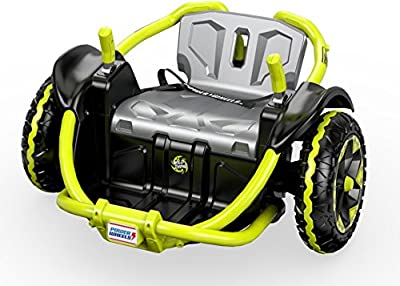Power Wheels Wild Thing, Green by Fisher Price - Dropship
