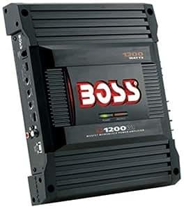 boss audio systems d1200m diablo class d monoblock power amplifier car electronics. Black Bedroom Furniture Sets. Home Design Ideas