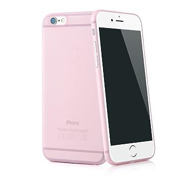 "Quadocta Funda Ultrafina Rose Quartz ""Angusta"" para el iPhone 6s y iPhone 6 de Apple de 4,7 Pulgadas. Funda Protectora Extra Fina iPhone 6/6s Original ..."