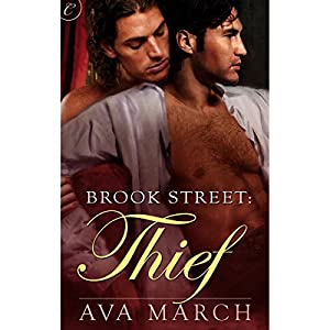 Brook Street: Thief Audiobook