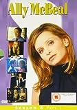 Ally McBeal: Season 4,Part 1 [Region 2, PAL Import]